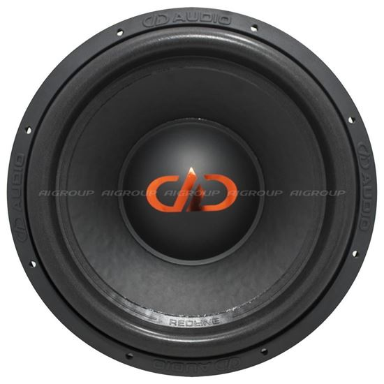 Picture of Car Speakers - DD REDLINE 818d D1