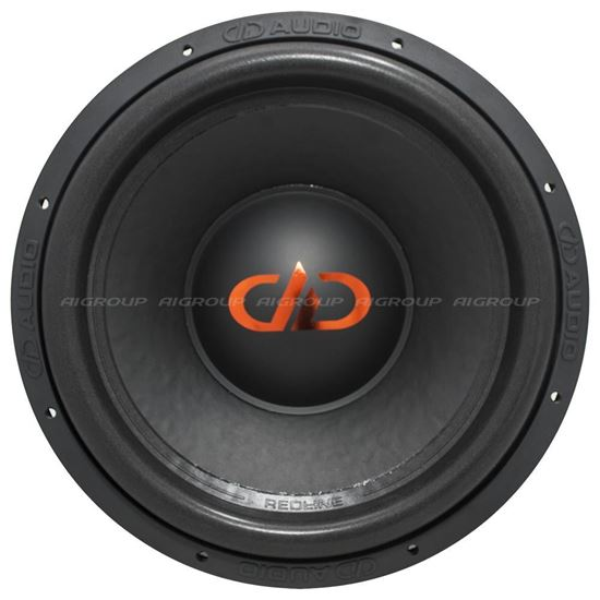 Picture of Car Subwoofer - DD REDLINE 815d D1