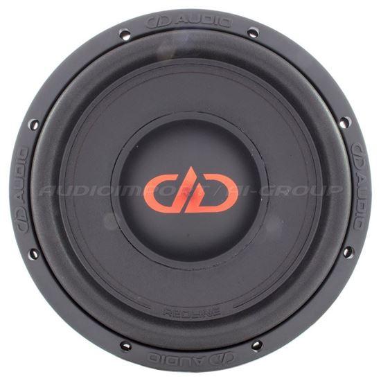Picture of Car Subwoofer - DD REDLINE 210d D4