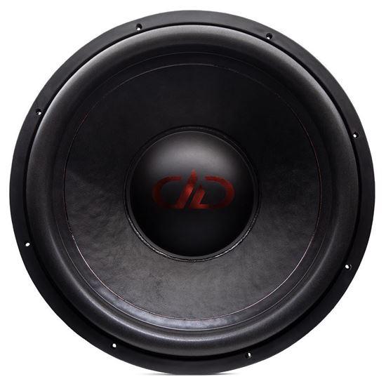 Picture of Car Subwoofer - DD REDLINE 718d D4