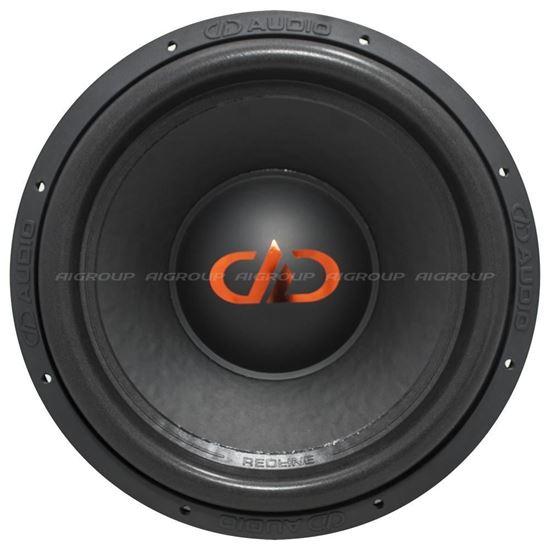 Picture of Car Speakers - DD REDLINE 815d D2