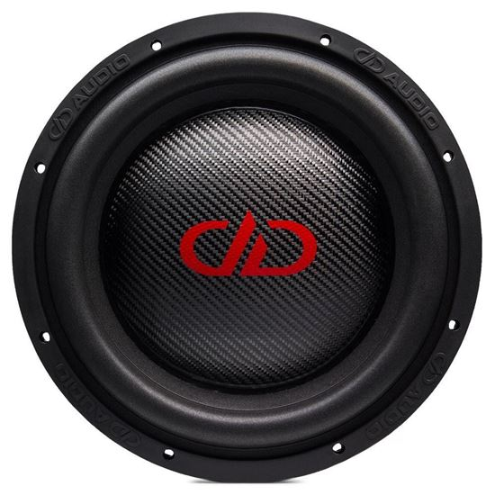 Picture of Car Subwoofer  - DD AUDIO AUDIO 2510f D4