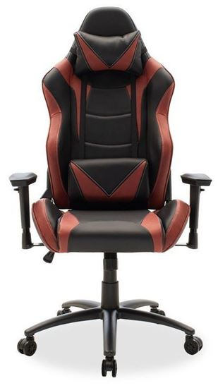 Picture of Gaming Chair - Russell - Black/Deep Red