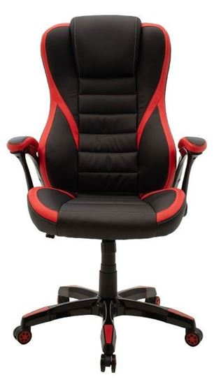 Picture of Gaming Chair - Starr - Black/Red