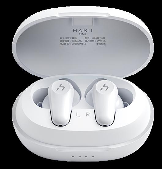 Εικόνα από Ακουστικά Earplugs - Hakii TIME (White)