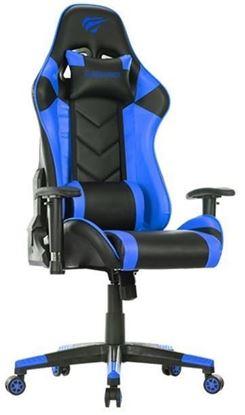 Εικόνα της Gaming Καρέκλα - Gamenote GC932 Μαύρο/Μπλέ