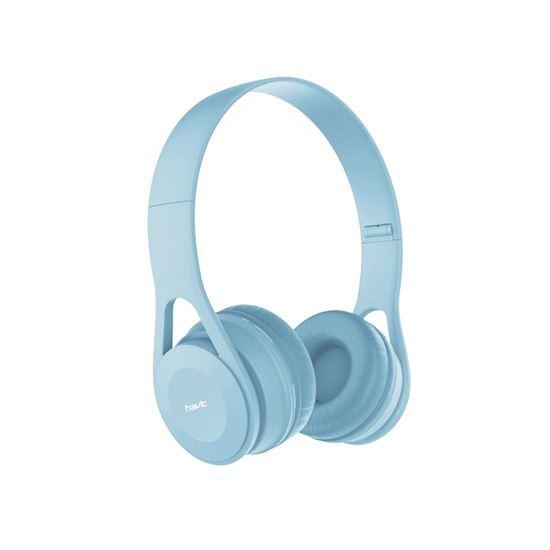 Εικόνα από Καλωδιακά Ακουστικά - Havit H2262D (Blue)