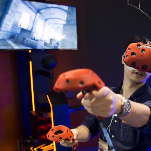 Πραγματικότητα το VR και ας είναι εικονική