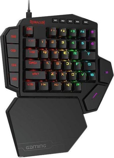 Picture of Gaming Keyboard - Redragon K585 RGB DITI