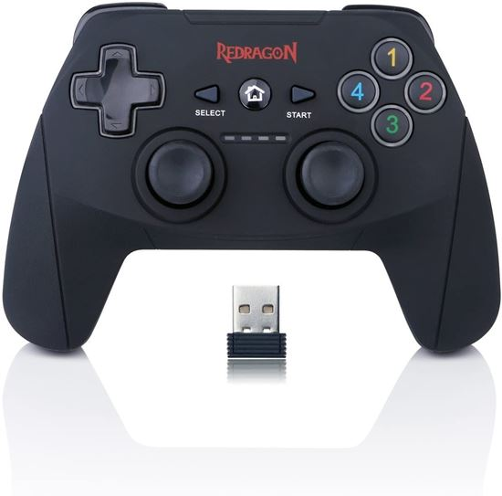Picture of Gamepad - Redragon G808 Wireless