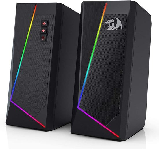 Picture of Gaming Speakers - Redragon Anvil GS520 RGB