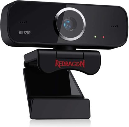 Picture of PC Web Camera - Redragon  Fobos GW600