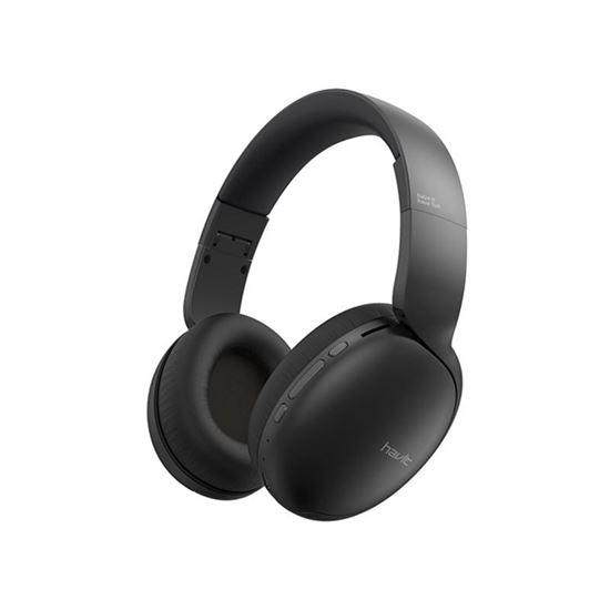 Εικόνα από Ασύρματα Ακουστικά Havit - H600BT (Black)