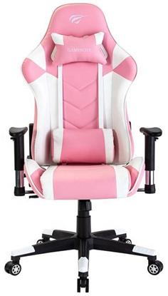 Εικόνα της Gaming Καρέκλα - Gamenote GC932 WHITE/PINK