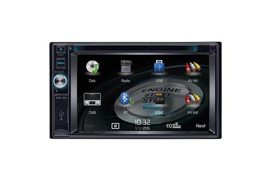 Εικόνα από Multimedia Οθόνη Αυτοκινήτου 2DIN - Mac Audio MAC 420