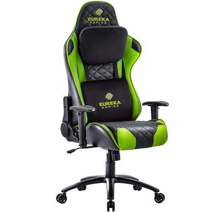Εικόνα της Gaming Καρέκλα -  Eureka Ergonomic® ONEX-GX330-BG