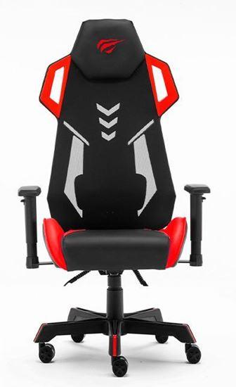 Εικόνα από Gaming Καρέκλα - Gamenote GC935 Μαύρο/Κόκκινο