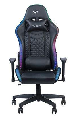 Εικόνα της Gaming Καρέκλα - Gamenote GC927 Black