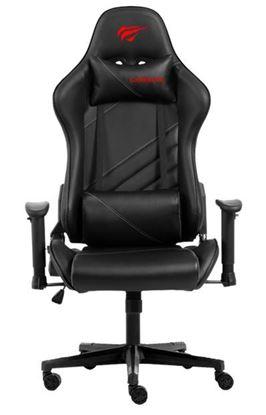 Εικόνα της Gaming Καρέκλα - Gamenote GC930 Black