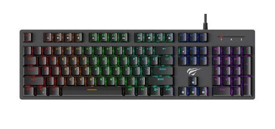 Εικόνα από Gaming πληκτρολόγιο - Havit KB858L