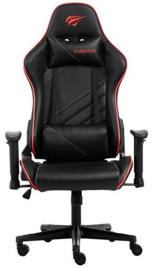 Εικόνα από Gaming Καρέκλα - Gamenote GC930 Μαύρο/Κόκκινο