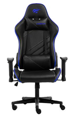 Εικόνα της Gaming Καρέκλα - Gamenote GC930 Μαύρο/Μπλέ
