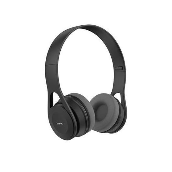 Picture of Wired Headphones - Havit H2262D (Black)