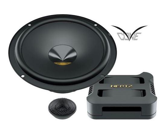 Picture of Car Speakers - Hertz Dieci DPK 165.3