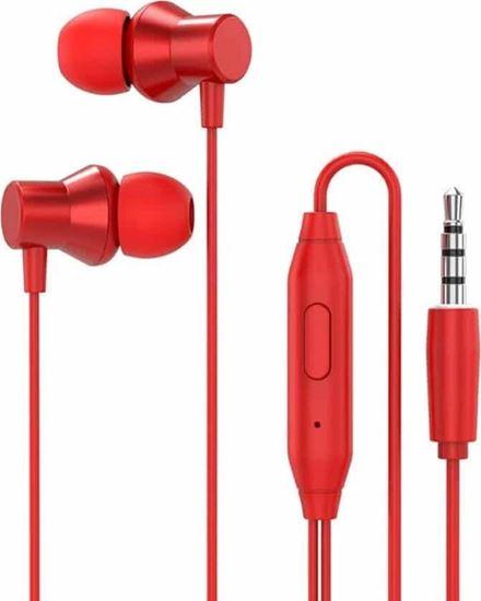 Εικόνα από Καλωδιακά Ακουστικά - Lenovo HF130 (RED)