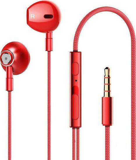 Εικόνα από Καλωδιακά Ακουστικά - Lenovo HF140 (RED)