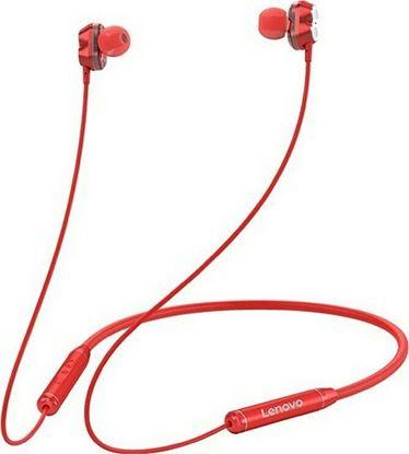 Picture of Wireless Headphones - Lenovo HE08 (RED)