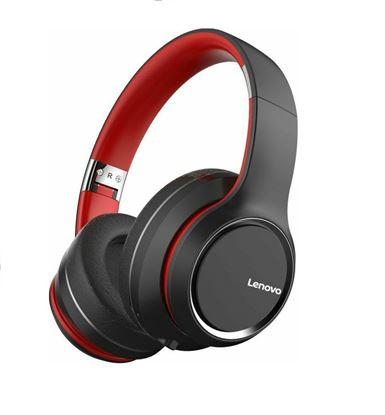 Εικόνα της Ασύρματα Ακουστικά - Lenovo HD200 (BLACK)