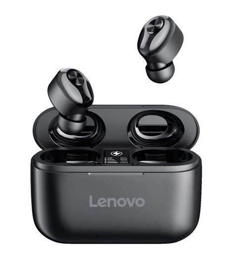 Picture of Earbuds - Lenovo HT18 (BLACK)