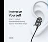 Picture of Wireless Headphones - Lenovo HE08 (BLACK)